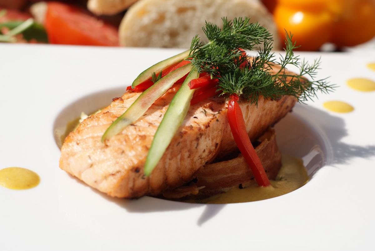 Блюда рыбы мяса рецепт