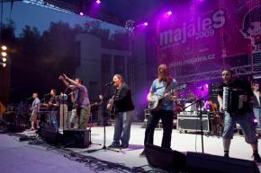 Plaza Open Air - Divokej Bill + Mandrage